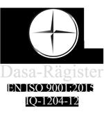Certificazione Bytewise DASA